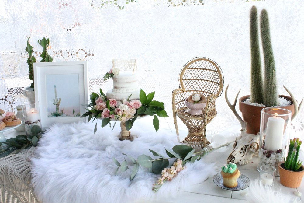 Baby & Bridal Shower Packages