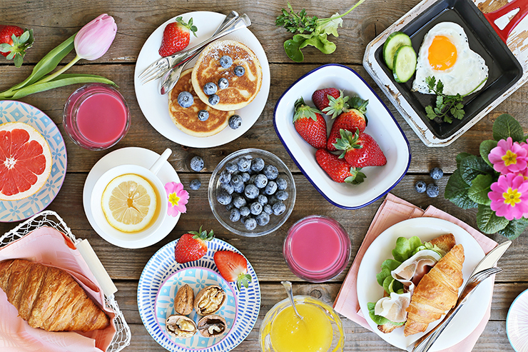 Best Mother's Day Breakfast & Brunch Ideas